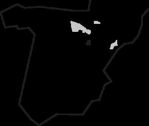 Mapa Garnacha Olvidada de Aragón