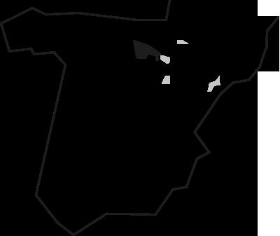 Mapa Garnacho Viejo de la Familia Acha